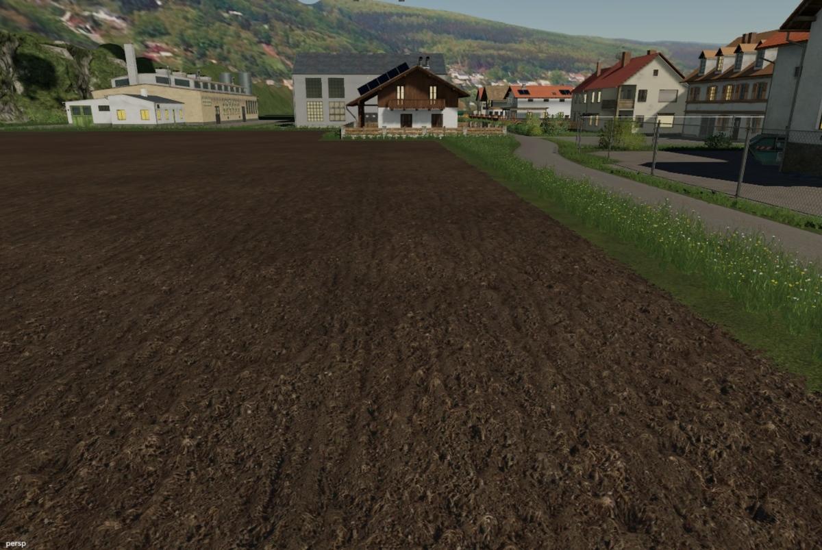 Das erste neue Feld