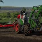Ackergrasflächen bearbeiten!