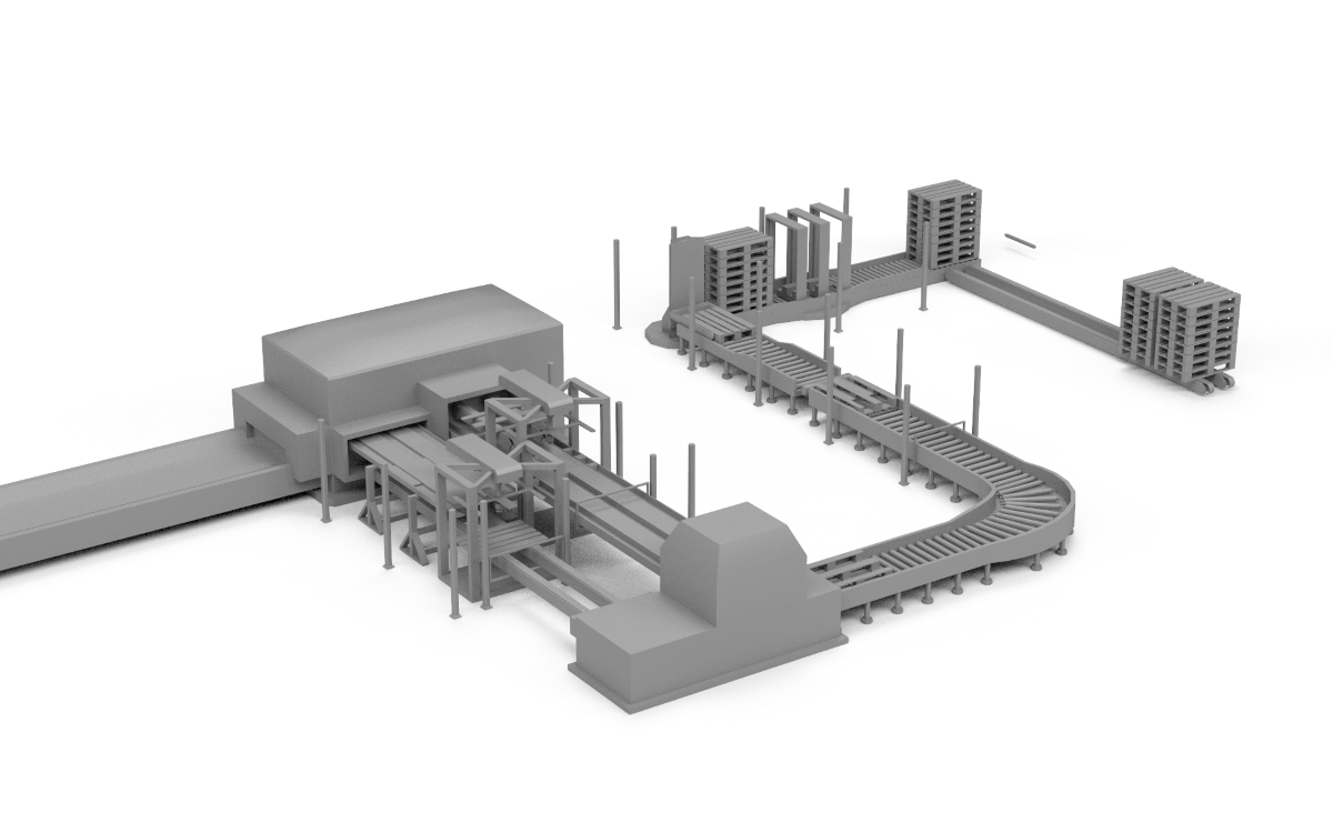Paletten Produktion