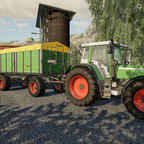 Agroliner generalüberholt und neu lackiert