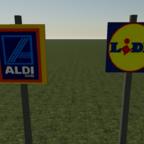 Lidel und Aldi Für die Neue Map :-)