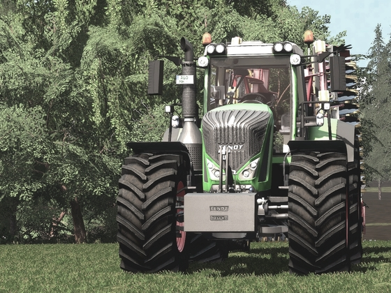 Fendt 936 s4 Ago Modding