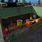 Traktorpanne aufn Feld ? Kein Problem