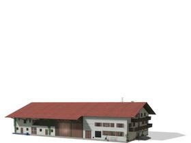 Das Hauptgebäude des Oberleitner
