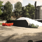 ls19 silage bunkersilo