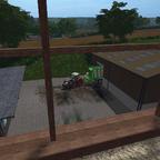 Grasverkauf