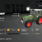Fendt Farmer 310/312 LSA Turbomatik