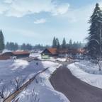 Gundischhof im Winter..