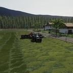 Ein neuer Zetter mit 13 Meter Arbeitsbreite
