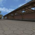 Komplette stall Anlage