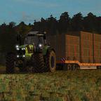 Ballen-Transport