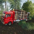Mit UAL geht Holzaufladen wie von selbst
