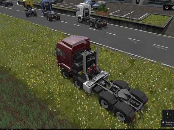 TGS 44.880 Schwerlast Zugmaschine