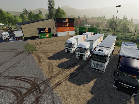 HIrschfeld Logistics