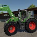 Fendt 718 Vario S4