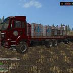 mein Ballenversorgungs Truck
