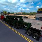 Alfredix `s Fahrzeug Liefern